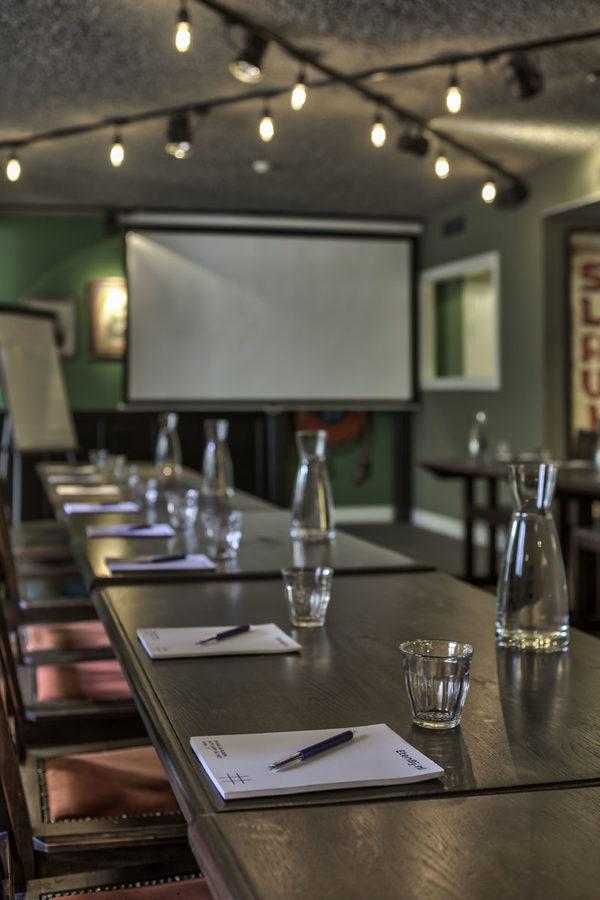 Café Olivier Leiden vergaderen